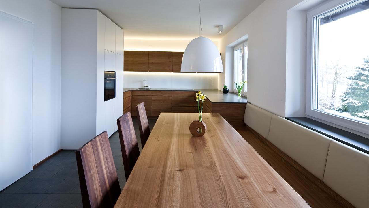 Schreinerkuche nach mass held schreinerei interior for Schreinerküche