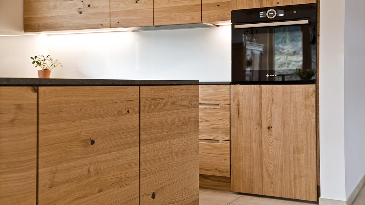 schreinerkueche 19 6. Black Bedroom Furniture Sets. Home Design Ideas