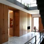 Held Schreinerei Interior Design_Freising_München_ Dielenmöbel_Dieleneinbaumöbel_Einbaugarderobe_Eiche_Rüster