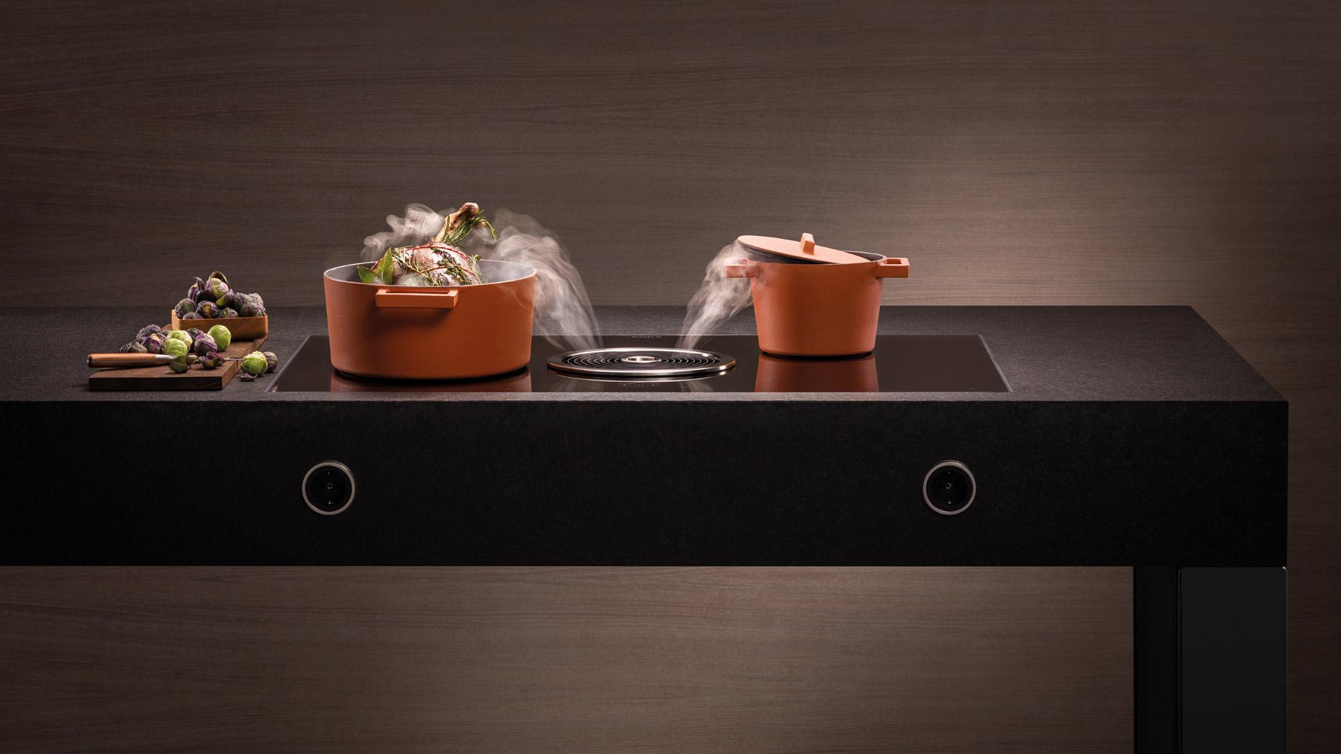 BORA Basic - Kompaktes Design für jede Küche