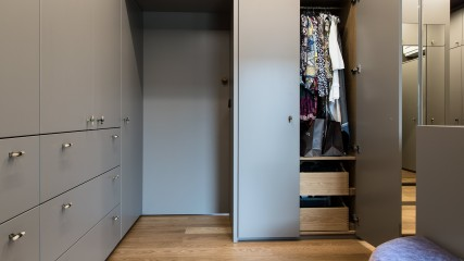 Ankleideschränke nach Maß gefertigt - Held Schreinerei | Interior Design - Freising München